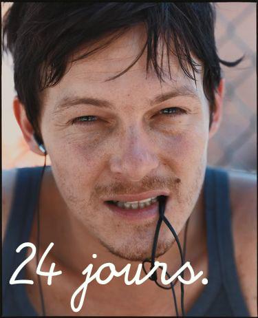 24 jours