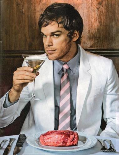 dexter martini
