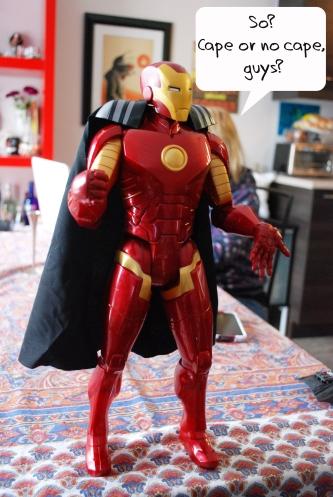 Iron man vader