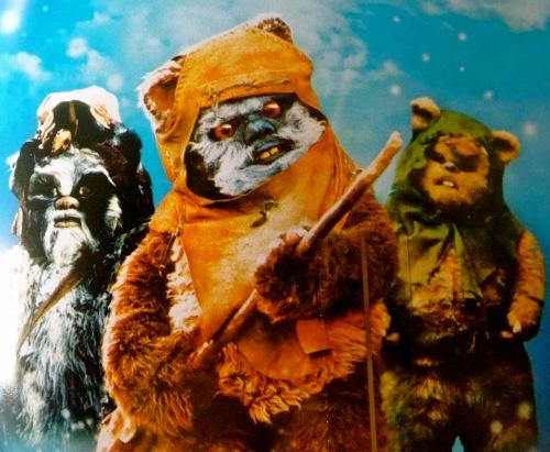 Star Wars Ewoks La bataille pour Endor Magicdoudouclub