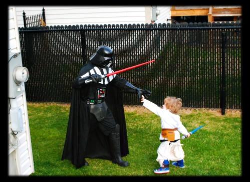 Darth Vader and son1