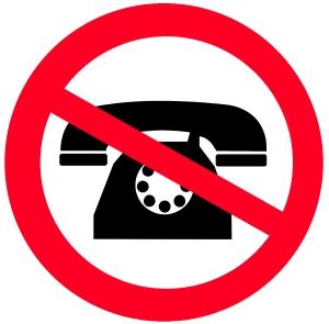 no phonew
