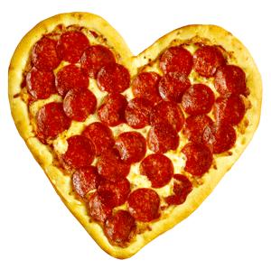 heartpizza